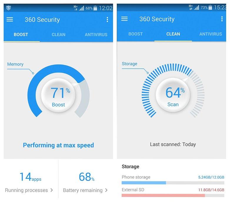 androidpit 360 antivirus