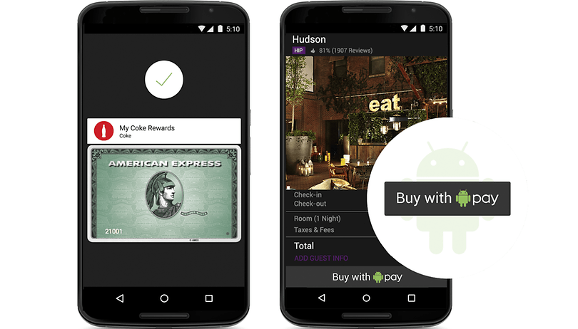 Android Pay is here, and it's replacing Google Wallet