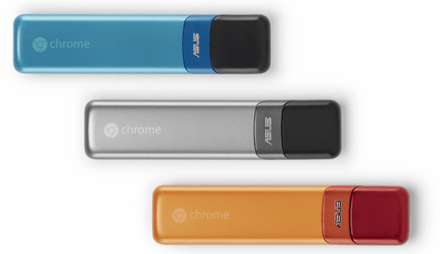 Google's new Chromebit turns your TV into a Chrome OS computer for under $100