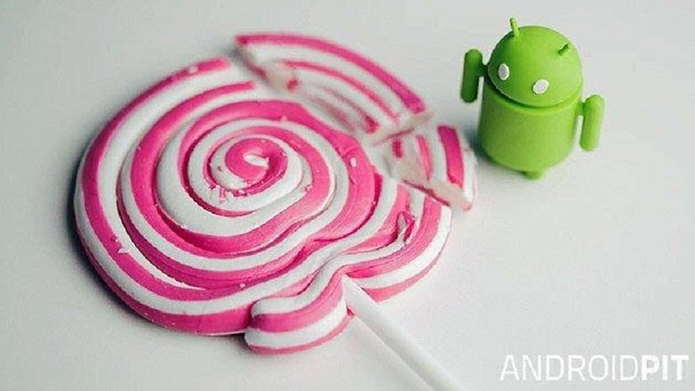 androidpit broken lollipop