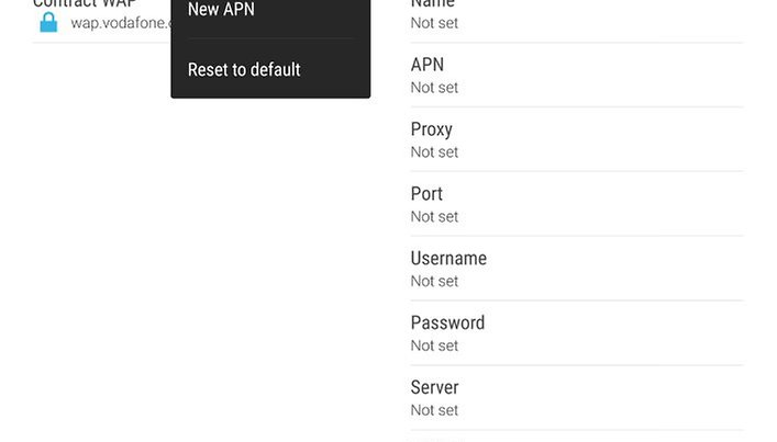 List of Android APN settings for UK networks | AndroidPIT