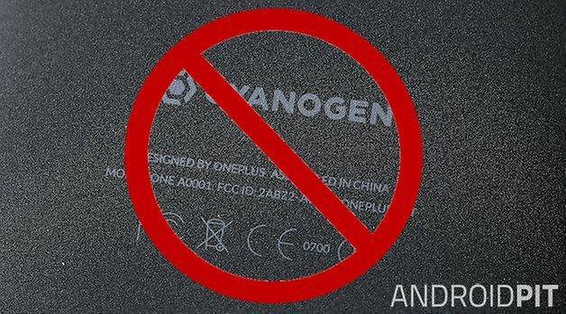 androidpit cyanogen vs oneplus
