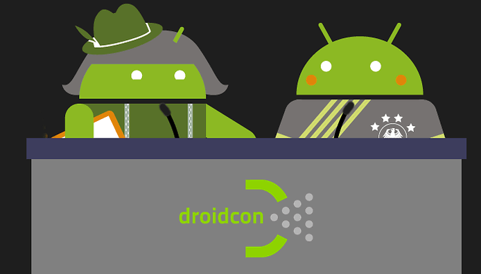Win tickets for droidcon Berlin and catch these keynote speakers live