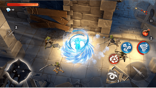 androidpit dungeon hunter 5