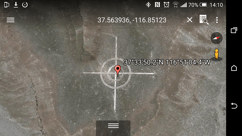 androidpit google earth giant target