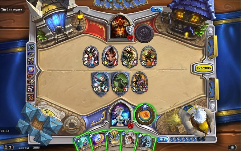 androidpit hearthstone