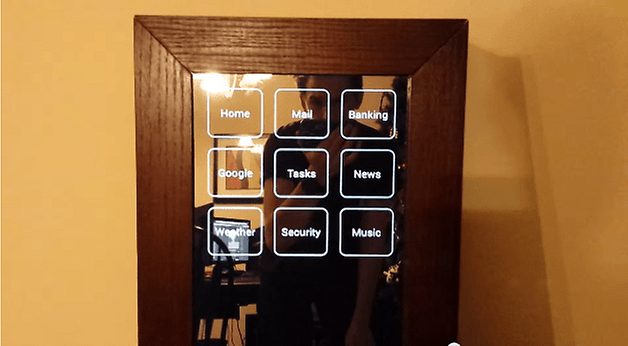 androidpit homemade smart mirror