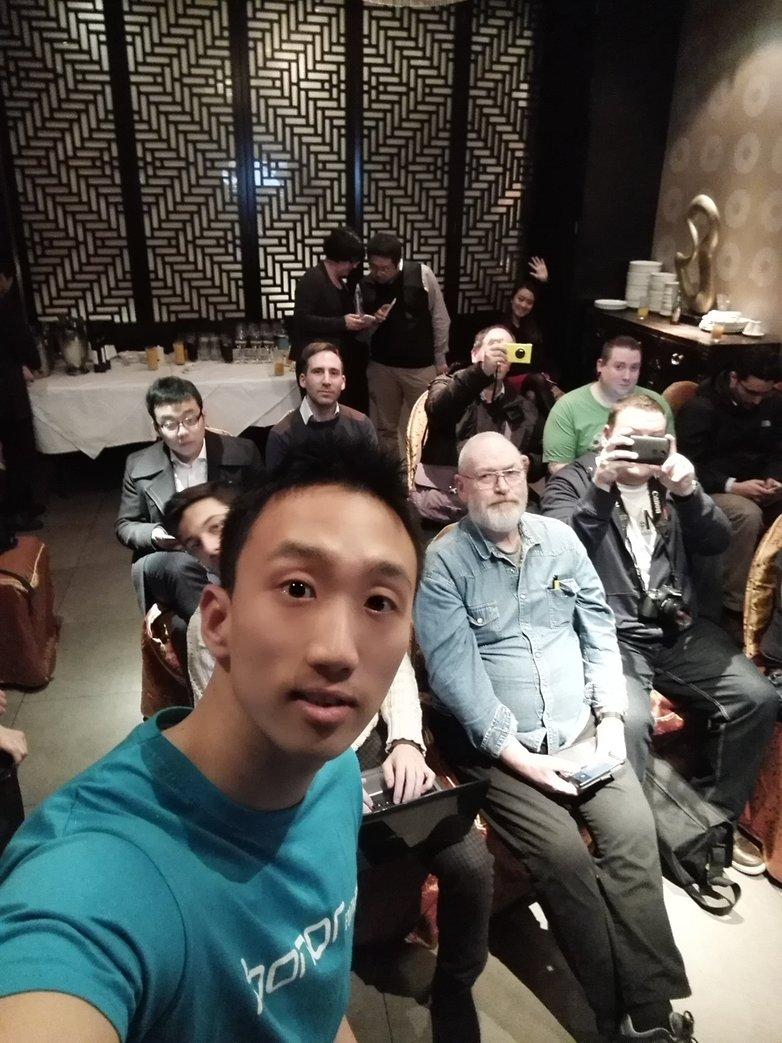 androidpit honor 6 plus selfie