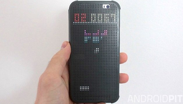 3 cool new things you can do with the HTC One M8 Dot View case