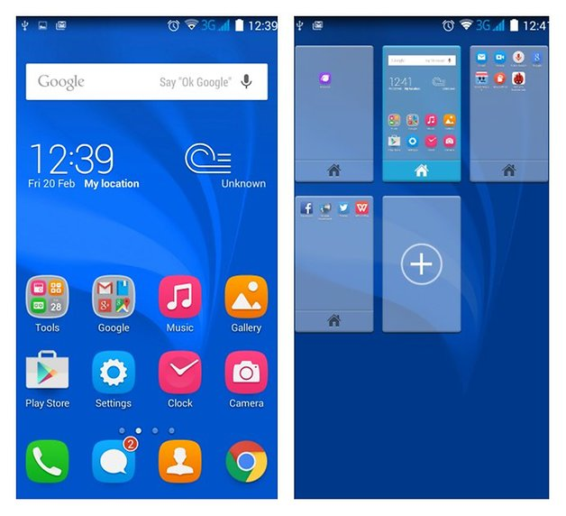 androidpit huawei honor holly ui