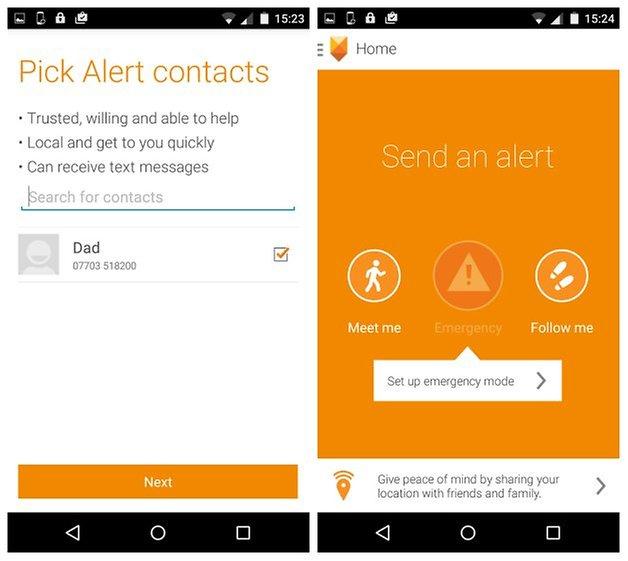 androidpit moto e alerts