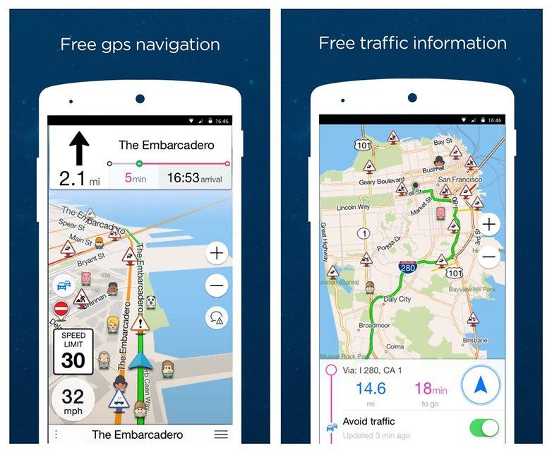 5 Aplikasi GPS atau Navigasi Pada Android