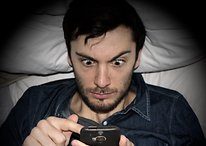 Maman avait raison : le smartphone fait vraiment mal aux yeux !