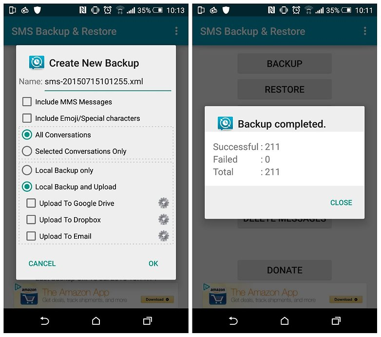androidpit sms backup restore 3