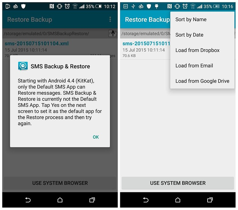 How To Recover Deleted Text Messages On Your Android Phone