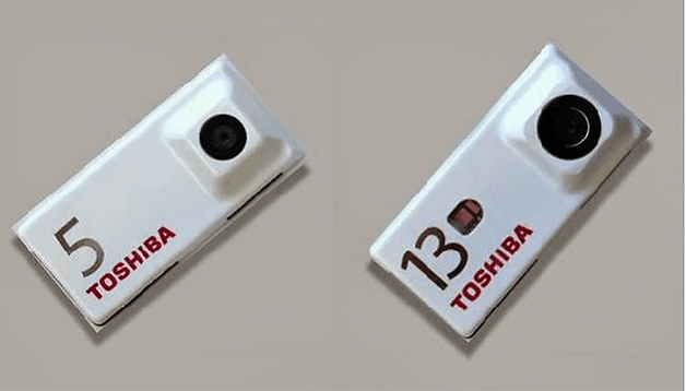 Toshiba unveils 5MP and 13MP camera modules for Project Ara