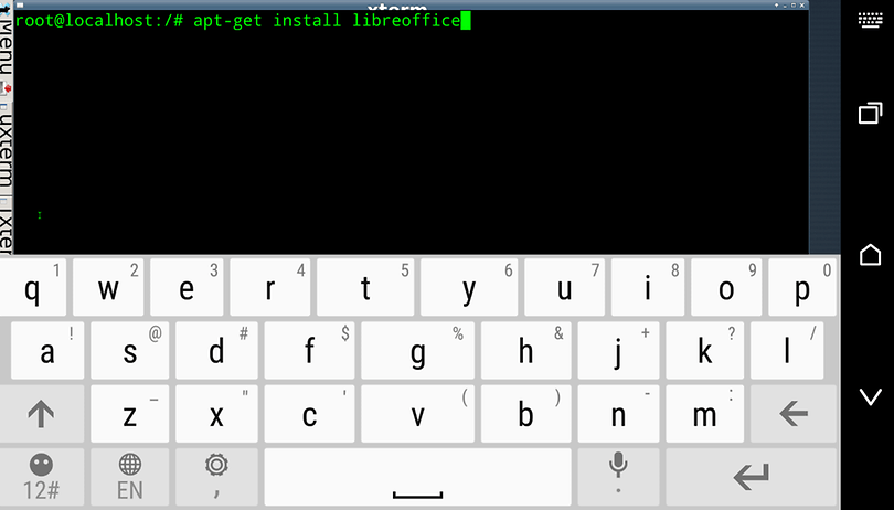 Turn your Android device into a Linux desktop PC - without rooting
