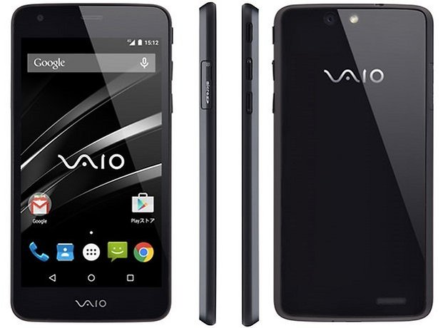 androidpit vaio phone