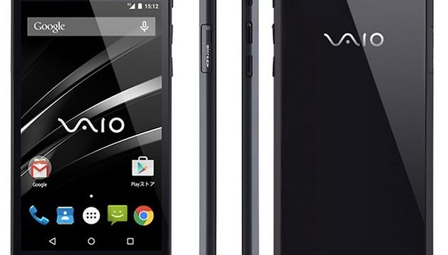 First ever VAIO phone released - and it looks like an overpriced Nexus 4