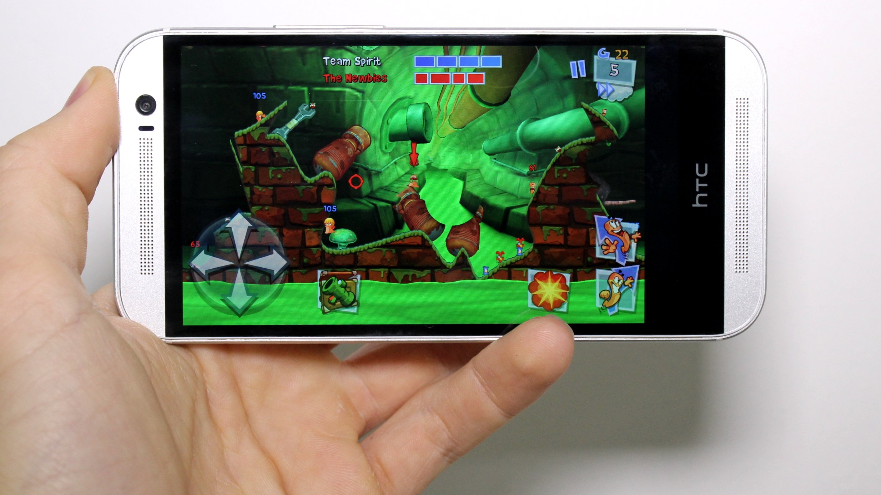 multiplayer spel android