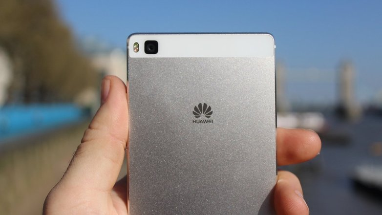 huawei p8 rear camera