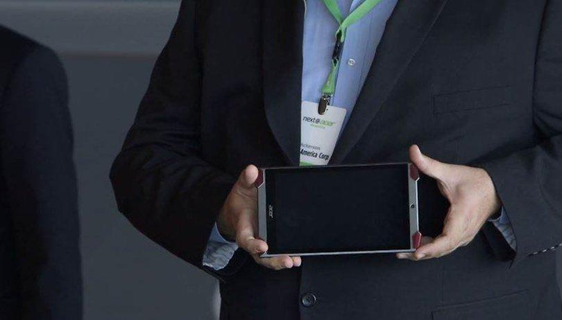 Acer fordert Nvidia mit eigenem Gaming-Tablet heraus