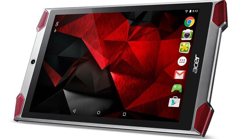 Ordentlich Power: Acer greift mit Predator 8 Gaming-Tablet Nvidia an