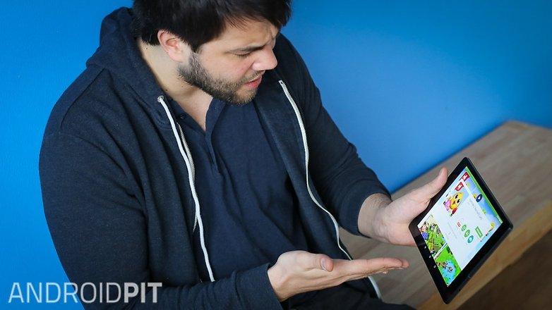Aerger ueber Android Spiele