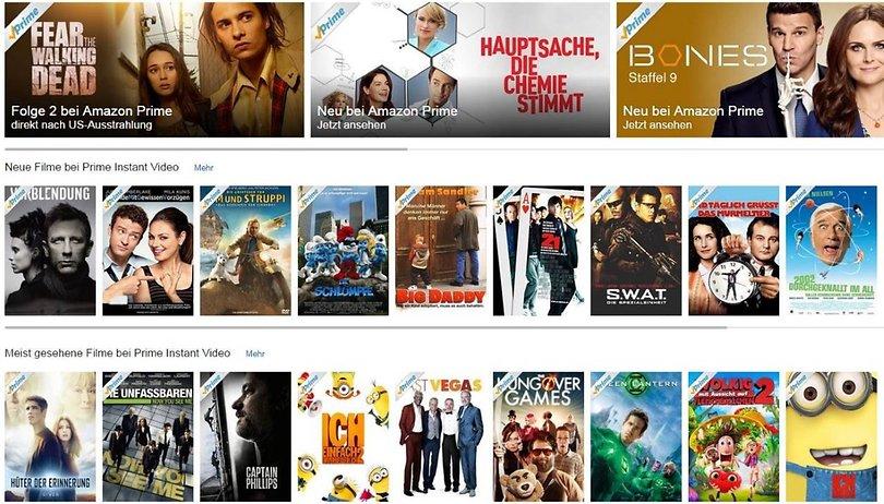 Amazon Prime offline nutzen: Jetzt können auch Android-Nutzer Filme herunterladen
