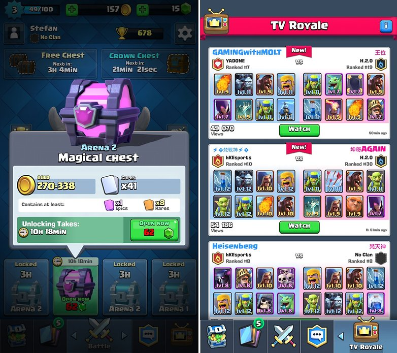 Clash Royal 1