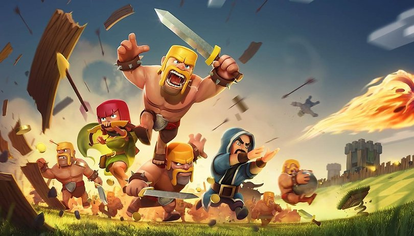 Die besten Alternativen zu Clash of Clans