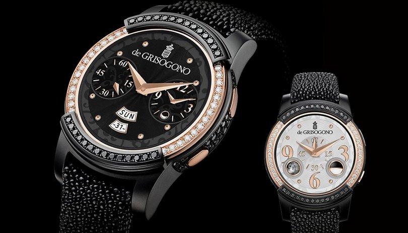 Mit Diamanten besetzt: Luxus-Version der Gear S2 kostet 15.000 US-Dollar