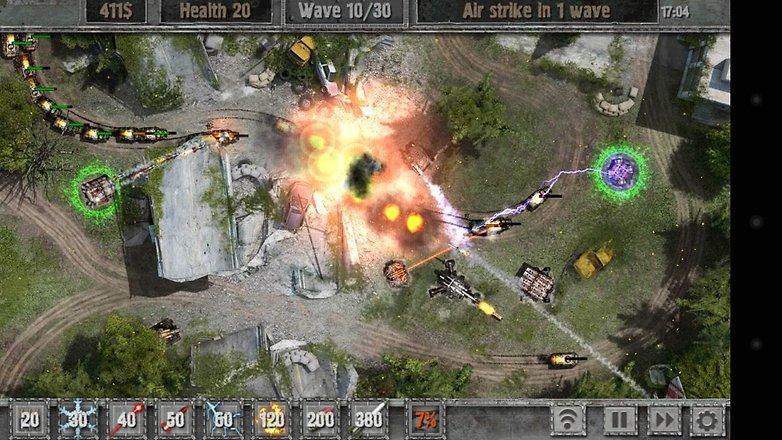 gutes tower defense spiel
