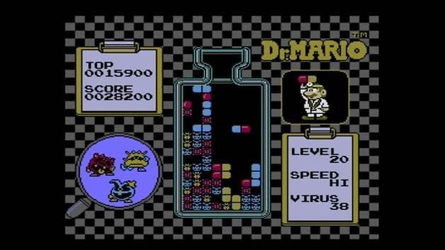 Dr Mario fuer Android
