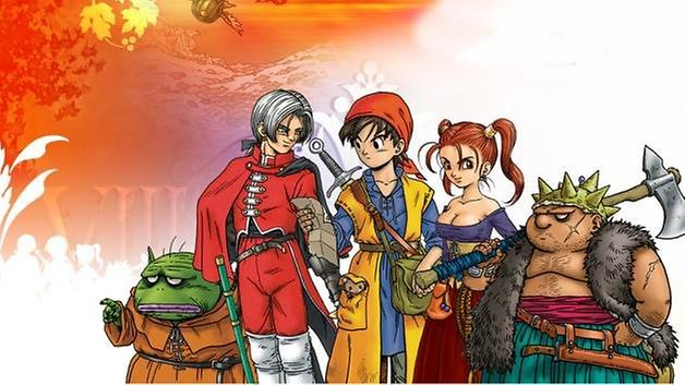 Dragon QuestVIII fuer Android
