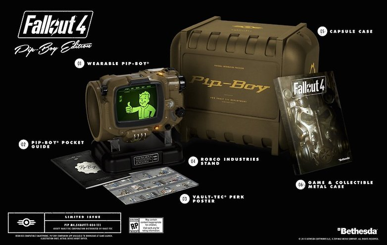 Fallout4 PIPBoy Edition Content11