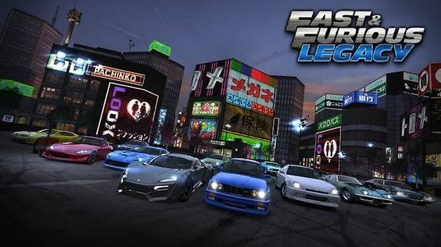 FastFouriusAndroid