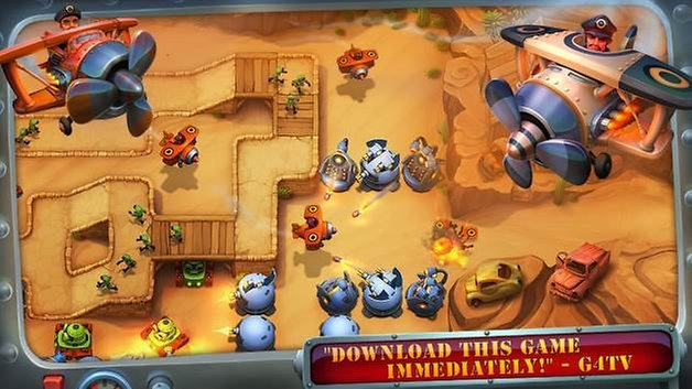 Fieldrunners2Android