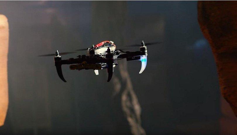 Prozessor-Bauer Qualcomm stellt erste Flugdrohne mit starker Kamera vor