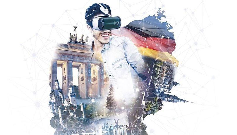 Samsung lädt Euch zur virtuellen Deutschlandreise ein