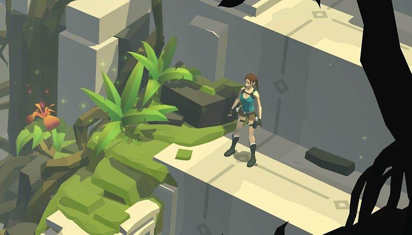 Lara Croft GO für Android im Test
