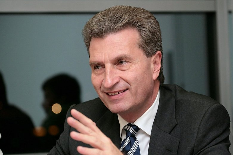 Guenther h oettinger