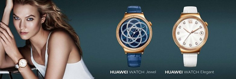 Huwei Smartwatch Elegant JEwel