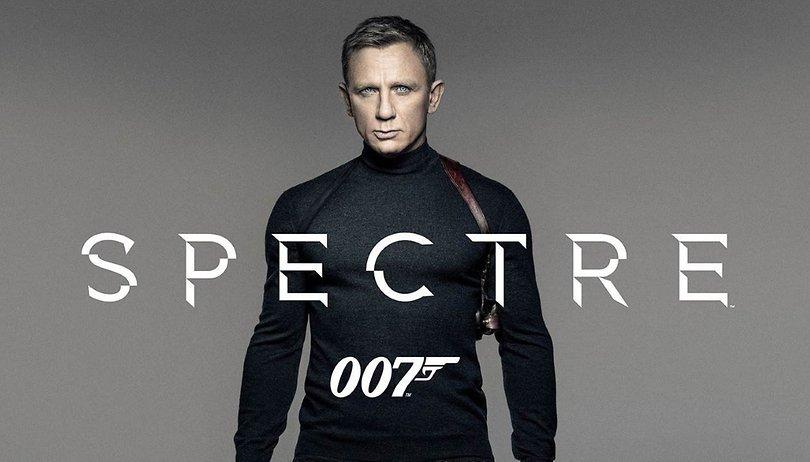 Keine Lust auf das Xperia Z4: James Bond benutzt nur das beste Smartphone!