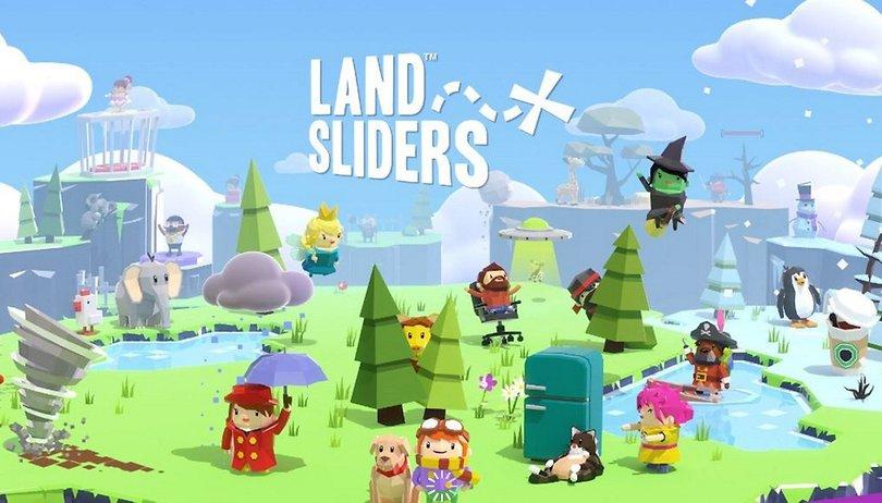 Land Sliders für Android im Test: Das perfekte Spiel für die Weihnachtszeit