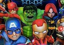 Android-Games mit echten Helden für echte Helden