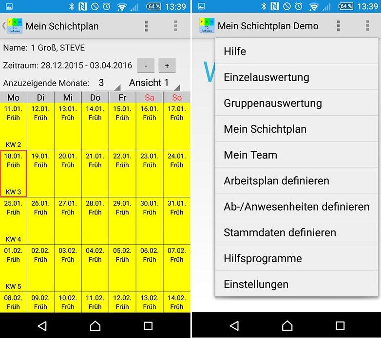 Die besten Schichtplaner-Apps für Android - AndroidPIT
