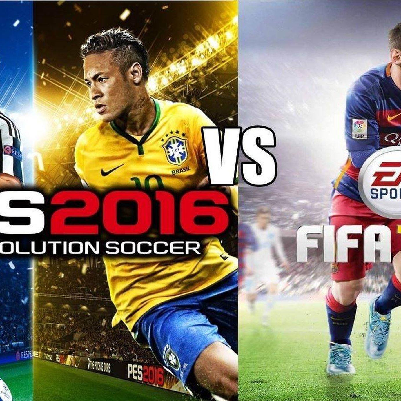 28b913b45a FIFA vs. PES  So ungleich ist das Duell auf Android
