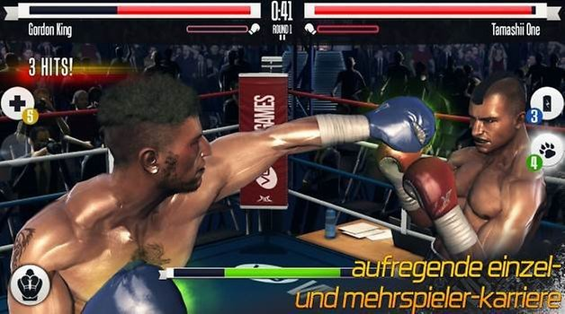 RealBoxing fuer Android