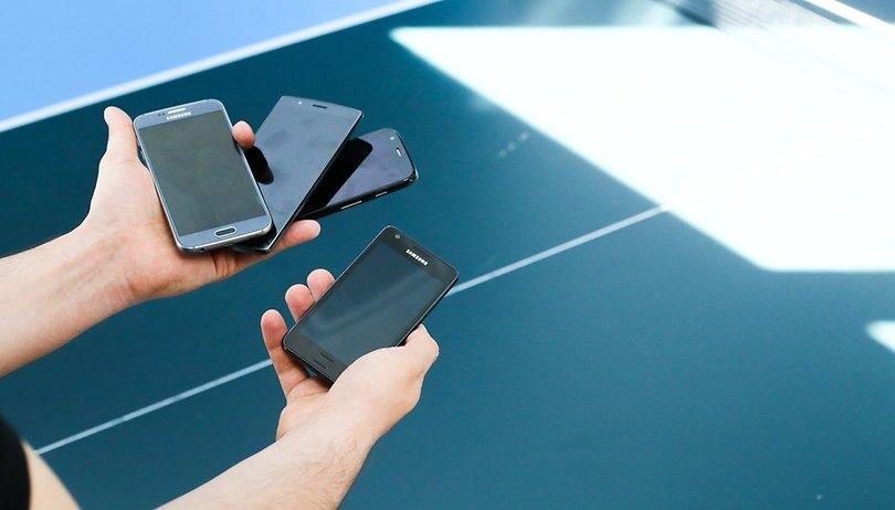 Welches Smartphones sollte Dein Galaxy S2 in Rente schicken?